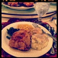 Photo taken at Hollyhock Hill Restaurant by Ryan B. on 4/13/2013
