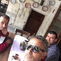 Photo taken at Elika café by Ubeyde K. on 8/17/2016