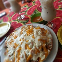 Photo taken at El Charro Mexicano by Denisse on 6/30/2013