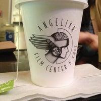 Photo taken at Angelika Film Center by nicola m. on 2/17/2013