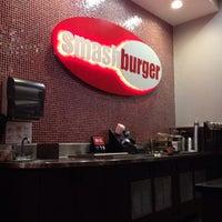 Photo taken at Smashburger by Jermal W. on 11/17/2013
