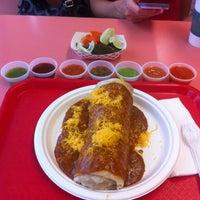 Photo taken at Rigoberto's Taco Shop by Brick W. on 7/4/2013