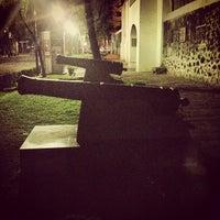 Foto tomada en Ex Convento de Churubusco por Alberto Q. el 10/10/2012