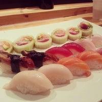 Photo taken at Vic Sushi Bar by Alyssa K. on 4/10/2013