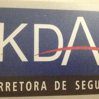 Photo taken at Kda corretora de Seguros by Kariny G. on 4/24/2013