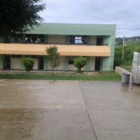 Photo taken at Instituto Tecnológico Superior de Xalapa by Tassadar A. on 6/22/2013