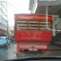 Photo taken at Rua Coronel Pedro Penteado by Mario B. on 1/16/2014