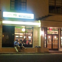 Photo taken at Let's YO! Yogurt of Montclair by Em J. on 4/25/2013
