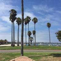 Foto tirada no(a) Mission Beach Park por Sean M. em 8/23/2015
