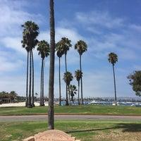 Foto diambil di Mission Beach Park oleh Sean M. pada 8/23/2015