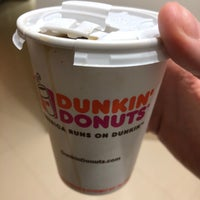 Photo taken at Dunkin Donuts by Sean M. on 4/22/2018