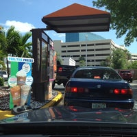 Photo taken at Dunkin' Donuts by Andrew B. on 5/17/2014