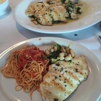 Photo taken at Matteo's Restaurant by Andrew B. on 8/10/2015