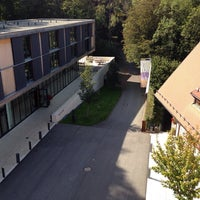 Photo taken at Schwäbische Bauernschule by Peter H. on 9/28/2014