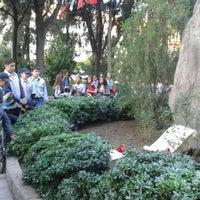11/9/2013 tarihinde EmineT.ziyaretçi tarafından Zübeyde Hanım Anıt Mezarı'de çekilen fotoğraf