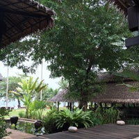 Photo taken at Koh Yao Island Resort by Laura S. on 2/7/2016