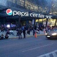 Foto tirada no(a) Pepsi Center WTC por Isaac em 4/10/2013
