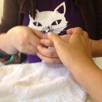Photo taken at Bianca's Manicure by Z_Ferrari_N on 6/28/2014