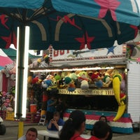 Photo taken at Fiesta Carnival by James D. on 4/25/2013
