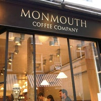 Photo taken at Monmouth Coffee Company by Aysun on 4/22/2013