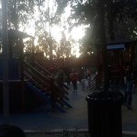 Photo taken at Kaisariani Municipal Park by Nikos S. on 7/9/2013