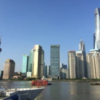 Photo taken at 复兴路渡口 Fuxing Road Ferry by sirocco_jp on 6/14/2016