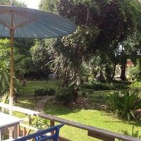 Photo taken at Rim Pai Cottage by Jasper v. on 7/24/2014