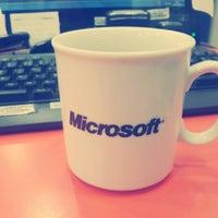 Photo taken at Microsoft Turkey by Gülşah K. on 9/14/2014