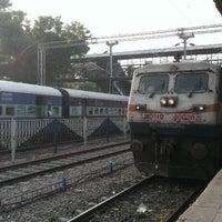 Photo taken at Alwar Railway Station by Nitish M. on 10/25/2014