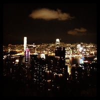 Photo taken at Victoria Peak by Note S. on 5/31/2013