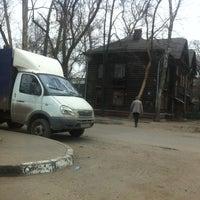 Photo taken at посёлок Калинина by Alexandra K. on 4/20/2013