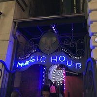 Photo taken at Magic Hour by Suzanne D. on 1/11/2018