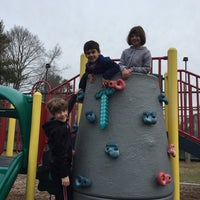 Photo taken at Loughlin Avenue Playground by Suzanne D. on 2/21/2016