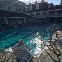 Photo taken at Greenwich Water Club by Suzanne D. on 5/30/2018