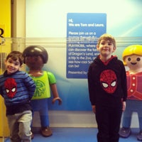 Photo taken at Children's Museum of Manhattan (CMOM) by Suzanne D. on 2/10/2013