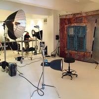 Photo taken at Go Studios by Suzanne D. on 6/16/2015