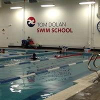 Photo taken at Tom Dolan Swim School by Jason B. on 3/4/2014