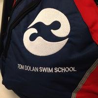 Photo taken at Tom Dolan Swim School by Jason B. on 4/15/2014