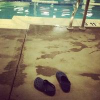 Photo taken at Tom Dolan Swim School by Jason B. on 2/25/2014