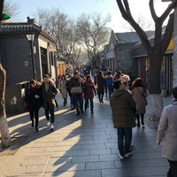 Photo taken at The Hutong 胡同 by Petr K. on 1/12/2018