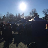 Photo taken at Kuirau Park Saturday Market by Petr K. on 7/10/2015