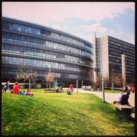 Photo taken at National Library of Technology by Petr K. on 4/16/2013