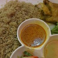Photo taken at My Rice Restaurant (Arabic Cuisine) by Nolan S. on 7/22/2014