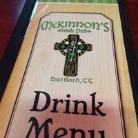 Photo taken at McKinnon's Irish Pub by Sombath T. on 3/20/2016