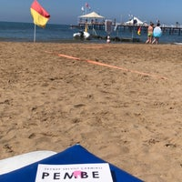 6/20/2018 tarihinde Zuhal G.ziyaretçi tarafından Royal Atlantis Spa & Resort Hotel Beach'de çekilen fotoğraf