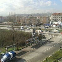 Photo taken at Çatmaca by Selin B. on 3/6/2014