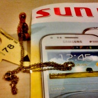 Photo taken at The Sun Shop by Kitty MOnster F. on 9/24/2013
