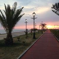 Снимок сделан в Набережная Олимпийского парка пользователем Александр Р. 8/4/2014