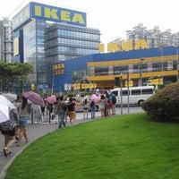Photo taken at IKEA by Bill W. on 7/13/2013