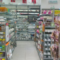Photo taken at Daiso by Khairul I. on 1/27/2013